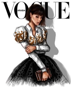 Vogue Arabia, by Shamekh Bluwi