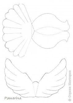 Master class Handicraft product Exhaust Victory Day Wedding Bumagoplastika Dove Paper Photo Paper 2