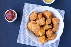 Gluten Free Paleo Chicken Nuggets Recipe