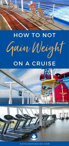 With so many great culinary options, how do you avoid that post cruise weight gain? We give you our 12 Easy Tips on How to Not Gain Weight on a Cruise. #cruise #cruisetips #cruiseplanning #stayfit #eatsleepcruise