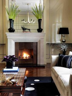 Fireplace Decoration - by Arioso