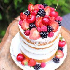 Simply Naked Cake
