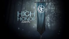 Game Of Thrones House Arryn Banner Hd Mobile   Wallpaper