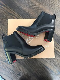 5492fe62720 Brand new booties. Size 38 Style is so Kate. Patent They are too ...