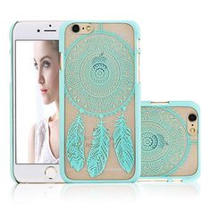 iPhone 6 Case, NOVT Flower Printed Slim Fit Hard Plastic Clear iPhone 6 Case Cover Shock Absorbing Anti-Scratch Floral Transparent Back PC Cell Phone Case for Apple iPhone 6/6S 4.7 Inch (1) NOVT http://www.amazon.com/dp/B01ARRCW4M/ref=cm_sw_r_pi_dp_go3Nwb02NX97W