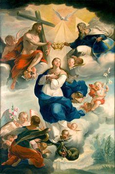 coronacion de la santisima virgen maria devocion de las tres avemarias 3 avemaria krouillong comunion en la mano es sacrilegio stop communion in the hand