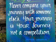 It's my journey