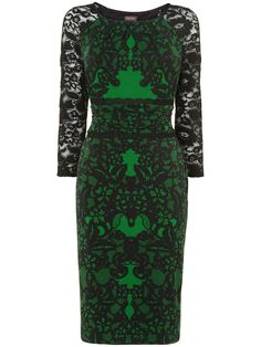 PHASE EIGHT Reena Lace Print Dress http://ow.ly/pcvPk