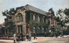 The Story of Walsall Walsall, Free Library, Old Town, Old Photos, History, Country, Architecture, Black, Old City