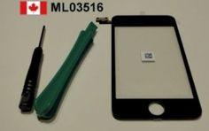 New iPod Touch 2nd Gen 2G Touch Screen Digitizer Lens    Price = $14.23