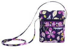 Vera Bradley Mini Hipster in Floral Nightingale - http://www.besthandbagsdeals.co/cross-body-bags/vera-bradley-mini-hipster-in-floral-nightingale/ #Bradley, #Floral, #Hipster, #Mini, #Nightingale, #Vera