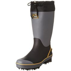 Professional Rain Spiked Anti-Slip Waterproof Boots *** Click image to review more details. (This is an affiliate link) #Outdoor