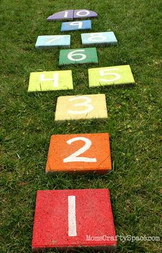A Typical English Home: 10 DIY Outdoor Games