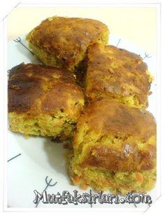 Havuçlu Kek Cinnamon Cake, Tasty Dishes, Muffin, Carrots, Breakfast, Kitchen, Recipes, Food, Morning Coffee