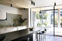 Entworfen Hat Die Küche Interiordesignerin Mardi Doherty. (Foto: Derek  Swallwell / Doherty Design