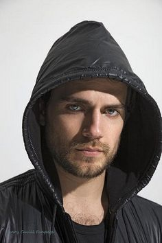Henry Cavill  Oh how I wish I was that hood so I could touch Henry Cavill's head.