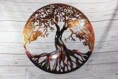 Tree Of Life – Michigan Metal Artwork michiganmetalartwork.com