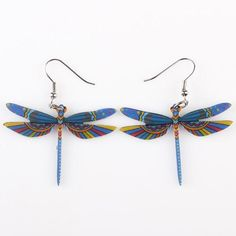 Dangle Earrings Fashion Dangle Dragonfly Earrings Acrylic Long Drop Earring New Arrival 2015 Spring Summer Style For Girls Women Jewelry -- AliExpress Affiliate's Pin. Find similar products by clicking the VISIT button Fashion Earrings, Fashion Jewelry, Women Jewelry, Fashion Fashion, Womens Fashion, Cute Jewelry, Charm Jewelry, Gold Jewelry, Paper Jewelry