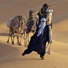 Homme du désert