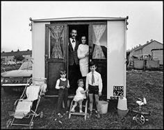 Duffy Circus, Ireland 1967 by Bruce Davidson at Magnum Photos