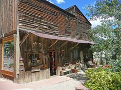 The Trading Post provides an old west shopping experience! Western hats, hides, taxidermy plus knives for the gents! Unique jewelry, collectibles, candles, locally made soaps, and locally- handcrafted bird houses, bird feeders and walking sticks. Open daily 10:00 am to 5:00 pm in winter, 9:00 am to 6:00 pm in summer. Contact owners for images.  Call: 303-569-3375