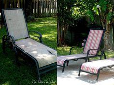 6 Outdoor Furniture Makeovers Under $100 | Fox News Magazine