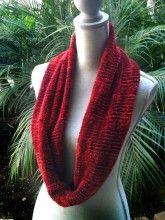 Yarning for You Cloud Nine Cowl Knitting Pattern