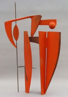 Simon Gaiger - steel sculpture 1