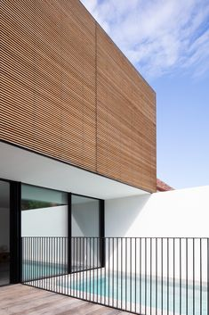 Project Albert Park extension developed by Modscape. Find all you need to know about Project Albert Park extension products and more from Bookmarc. Albert Park, Open Living Area, Timber Deck, My Pool, White Concrete, Pool Fence, Pool Designs, Skylight, Minimalist Home