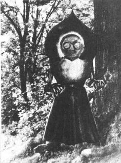 The Flatwoods Monster's Ap. is listed (or ranked) 1 on the list Whatever It Is, The Flatwoods Monster Of West Virginia Makes All Who Encounter It Violently Ill Creepy Stories, Ghost Stories, Flatwood Monster, Post Mortem, Arte Do Kawaii, Mothman, Urban Legends, Macabre, Weird