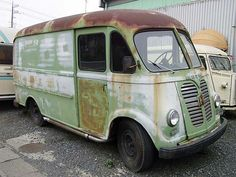 Vintage Step Vans | International Harvester Metro...: Off-Topic Discussion forum ...