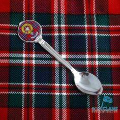 Clan MacFarlane Spoon