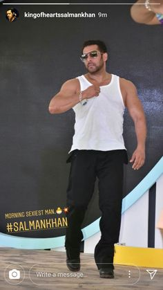 Salman Khan, Big Big, My Favorite Things, Mens Tops, T Shirt, Fan, Supreme T Shirt, Tee, Fans