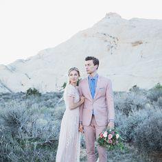 Bohemian Treehouse Elopement: Arianne + Blake | Green Wedding Shoes | Weddings, Fashion, Lifestyle + Trave