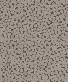 Paris by Night Charcoal (10661) - Brewers Wallpapers - In taupe on charcoal, with spots of different sizes with occasional sparkly raised spots to highlight  – creates a subtle but fun effect#wallpaper