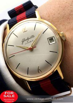 Serviced Glashütte watch with nato strap 36mm vintage #Vintage #style #luxury #businessattire #gentlemanstyle #lifestyle #menstagram #mensaccesories #dapper #Timeless #watches #watchesofinstagram #Wristshot #Womw