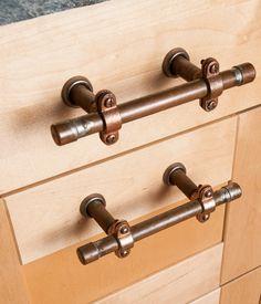 Kitchen, Bath & Office: Handmade Goodness From Nine & Twenty #handmade #interiors #design