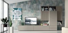 www.cordelsrl.com    #handicraft furniture : this library is an handmade product