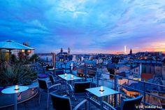 Paris : Les 10 rooftops du moment