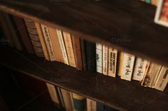 Check out Library with old books by Pixelglow Images on Creative Market
