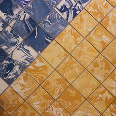 Emble And Granby Work Install Handmade Ceramic Floor Tiles At Venice Biennale
