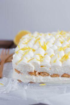 de lekkerste citroentiramisu naar recept van Sarena van Heel Holland Bakt