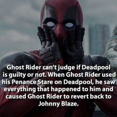 Dont mess with Deadpool. #Deadpool by marvelousfacts Source by superherobook #superheroencyclopedia by superheroencyclopedia.com