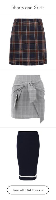 """""""Shorts and Skirts"""" by thedailywear ❤ liked on Polyvore featuring skirts, mini skirts, bottoms, tartan plaid mini skirt, plaid mini skirt, plaid skirt, tartan a line skirt, tartan plaid skirt, gonne and suknjice"""