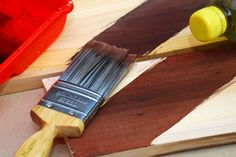 Vyrobte si elixír, s ktorým zostarne drevo v priebehu minút