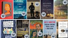 The National Book Awards announces winners Wednesday night. Who do you think will win?