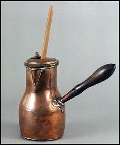 Chocolate Pot, circa 1750-1800