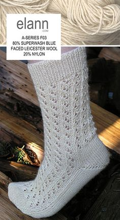 Free toe up sock pattern