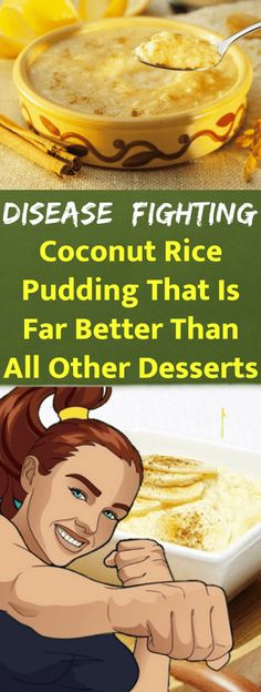 Finding a meal which is both delicious and healthy can be a challenge. Moreover, the challenge is even more demanding if you are a vegan. However, we have the answer to your dilemma, and it is an amazing twist on the usual rice pudding.