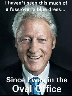 It took #Obama to make me appreciate Bill Clinton. He may have spent his whole presidency chasing skirts but at least that kept him from doing the kind of damage Obama has done and is still doing…